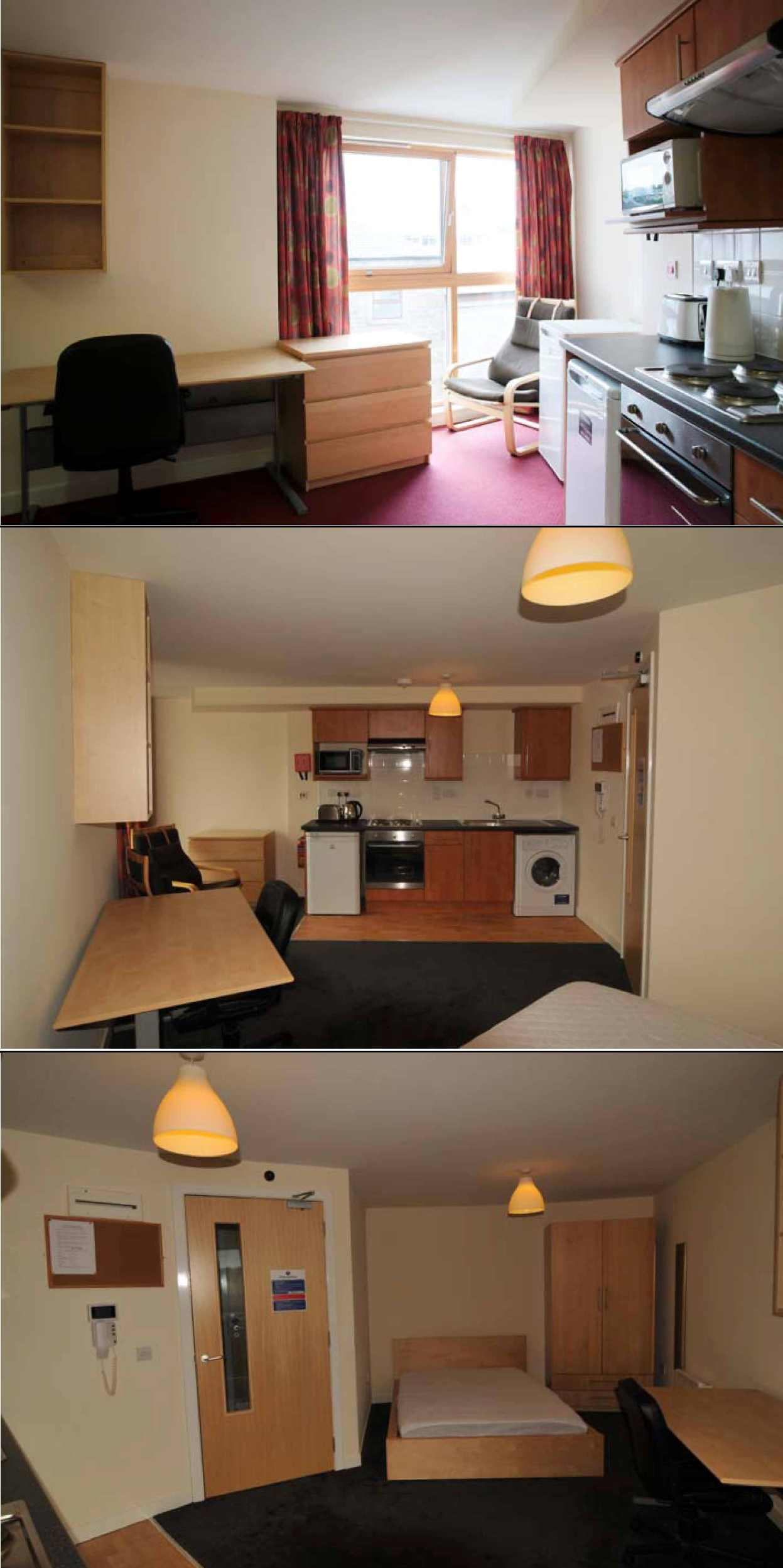 Studio Student Flats For Rent In Dundee West One Properties